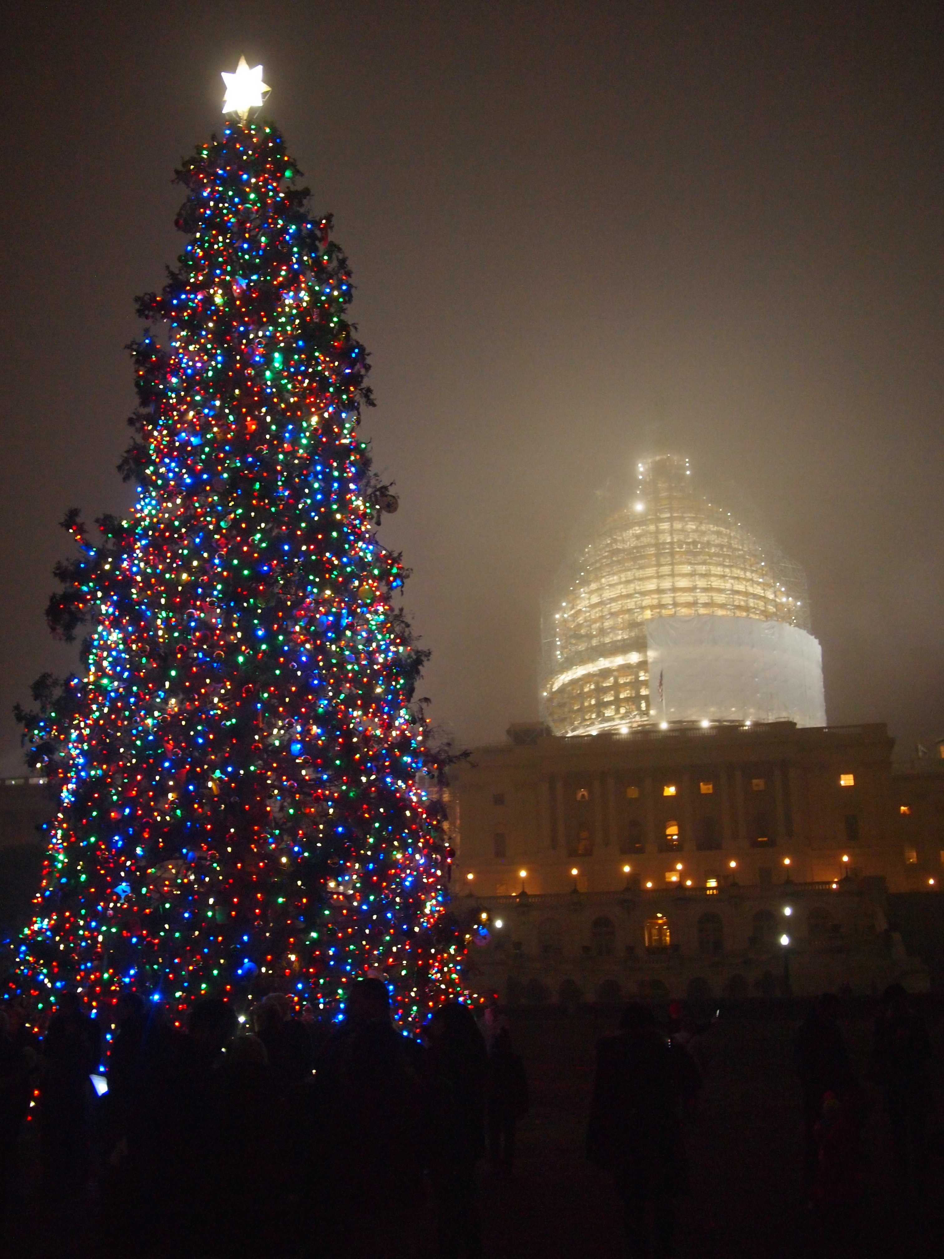 Ho, ho, ho czyli trochę o amerykańskich Świętach