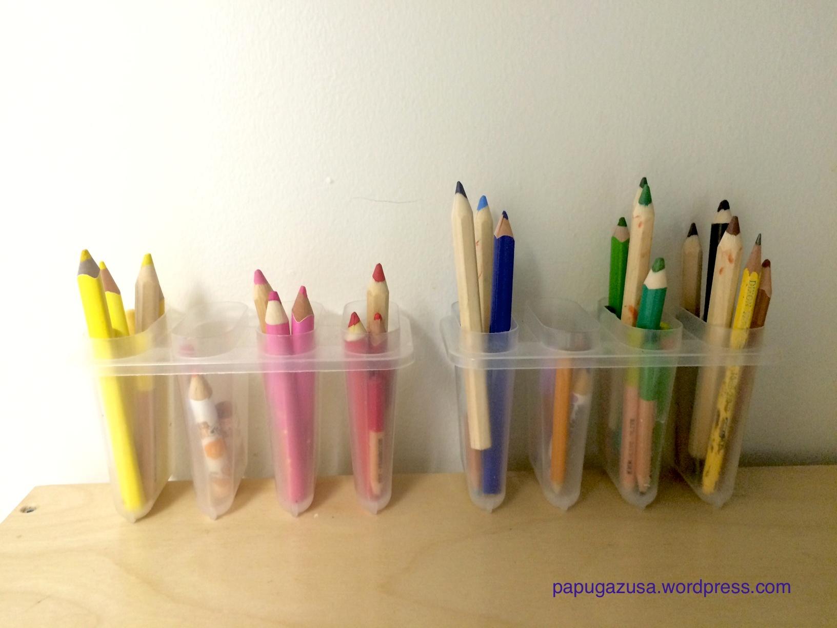 Montessori w domu Papugi